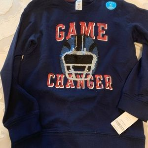 Boys Football Sweatshirt